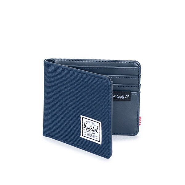 【EST】HERSCHEL HANK WALLET 短夾 皮夾 錢包 藍 [HS-0049-007] G0801 1
