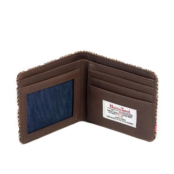 【EST】Herschel Hank Wallet 短夾 皮夾 錢包 毛呢 點點 白 [HS-0049-526] G0706 2