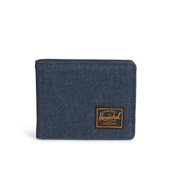 【EST】HERSCHEL HANK WALLET 短夾 皮夾 錢包  丹寧 [HS-0049-B83] G0801