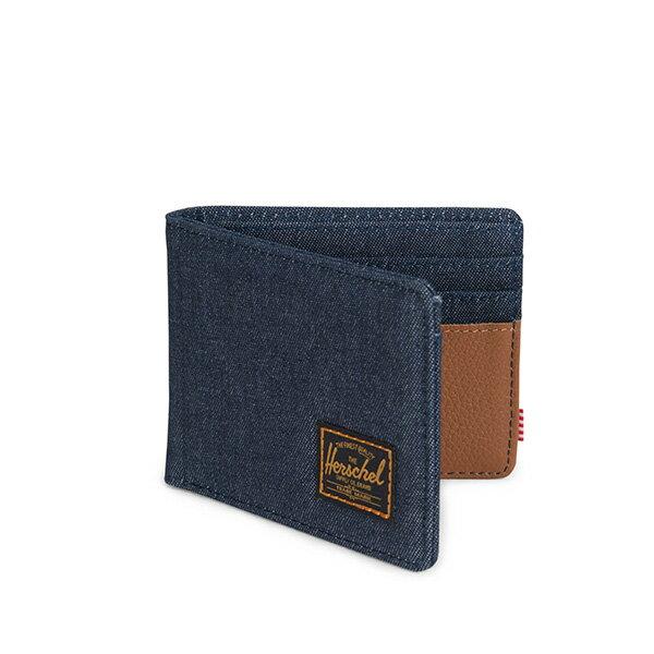 【EST】HERSCHEL HANK WALLET 短夾 皮夾 錢包  丹寧 [HS-0049-B83] G0801 1