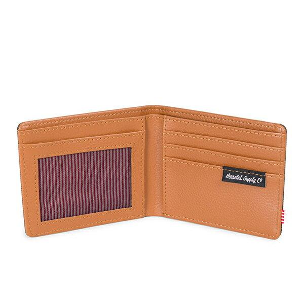 【EST】HERSCHEL HANK WALLET 短夾 皮夾 錢包 麻灰 [HS-0049-C47] G1012 2