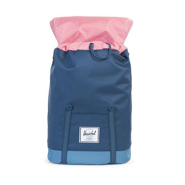 【EST】HERSCHEL RETREAT 15吋電腦包 後背包 拼色 藍 [HS-0066-A58] G0414 1