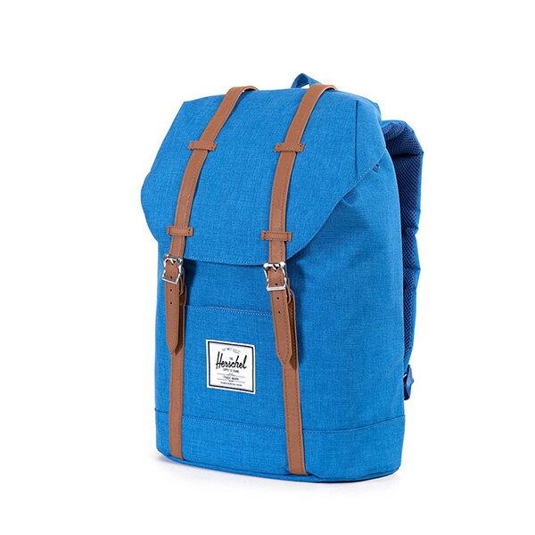 【EST】HERSCHEL RETREAT 15吋電腦包 後背包 水藍 [HS-0066-909] G0122 2