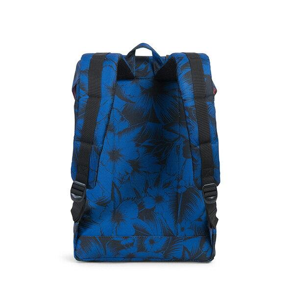 【EST】HERSCHEL RETREAT 15吋電腦包 後背包 叢林 花卉 藍 [HS-0066-A56] G0706 3