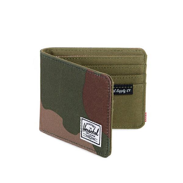【EST】HERSCHEL ROY WALLET 短夾 皮夾 錢包 迷彩 [HS-0069-032] G1012 1