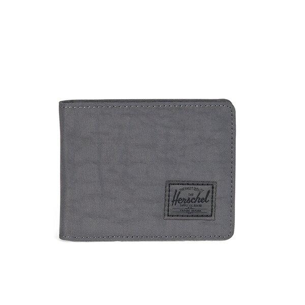 【EST】HERSCHEL ROY WALLET 短夾 皮夾 錢包 深灰 [HS-0069-B28] G1012