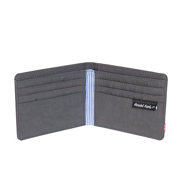 ★整點特賣限時5折★【EST】Herschel Roy Wallet 短夾 皮夾 錢包 深灰 [HS-0069-B28] G1012【12/07憑優惠券代碼 SS_20161207。滿888再折100】 2