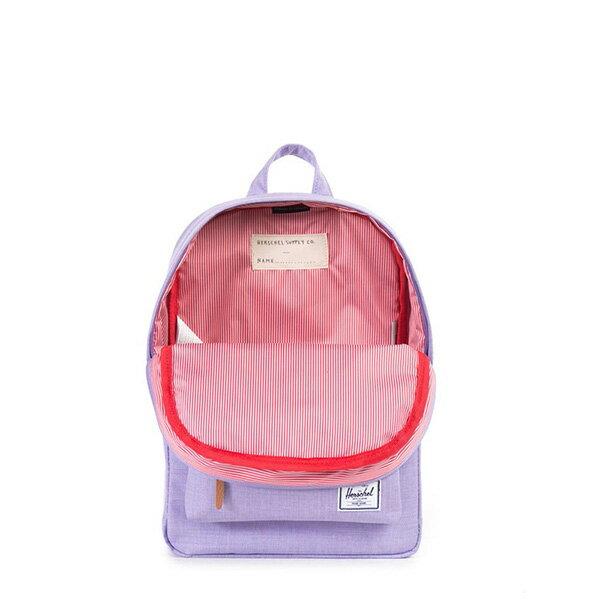 【EST】HERSCHEL HERITAGE KIDS 兒童 後背包 淺紫 [HS-0073-737] G0706 1