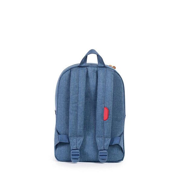 【EST】HERSCHEL HERITAGE KIDS 兒童 後背包 拼接 格紋 藍 [HS-0073-738] G0706 3