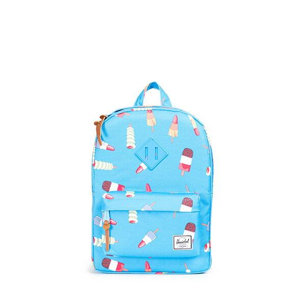 【EST】HERSCHEL HERITAGE KIDS 兒童 後背包 甜點 水藍 [HS-0073-959] G0706 0
