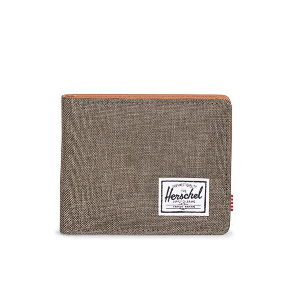 【EST】Herschel Hank Coin Wallet 短夾 皮夾 零錢包 麻灰 [HS-0149-C47] G1012 0