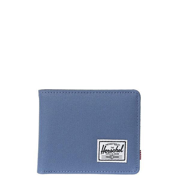 ★整點特賣限時5折★【EST】Herschel Roy Coin Wallet 短夾 皮夾 零錢包 淺藍 [HS-0151-A58] G0414【12/06憑優惠券代碼 SS_20161206。滿888再折100】 0