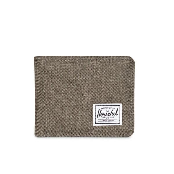 【EST】Herschel Roy Coin Wallet 短夾 皮夾 零錢包 麻灰 [HS-0151-C47] G1012 0