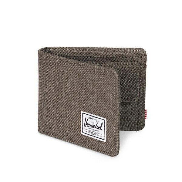 【EST】Herschel Roy Coin Wallet 短夾 皮夾 零錢包 麻灰 [HS-0151-C47] G1012 1