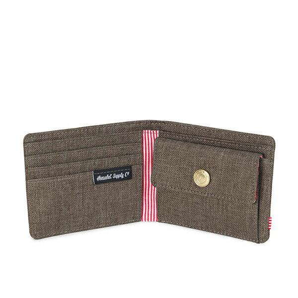 【EST】Herschel Roy Coin Wallet 短夾 皮夾 零錢包 麻灰 [HS-0151-C47] G1012 2