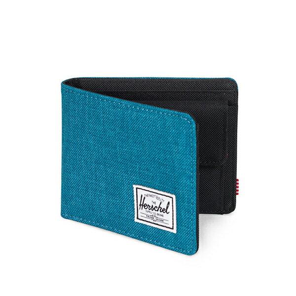 【EST】HERSCHEL ROY COIN WALLET 短夾 皮夾 零錢包 水藍 [HS-0151-C60] G1012 1