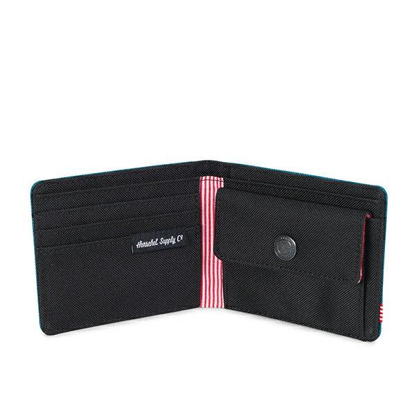 【EST】HERSCHEL ROY COIN WALLET 短夾 皮夾 零錢包 水藍 [HS-0151-C60] G1012 2