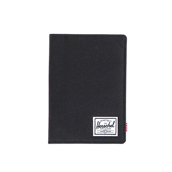 【EST】Herschel Raynor Passport Holder 護照包 黑 [HS-0152-001] G1012 0