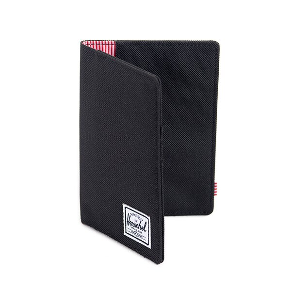 【EST】Herschel Raynor Passport Holder 護照包 黑 [HS-0152-001] G1012 1