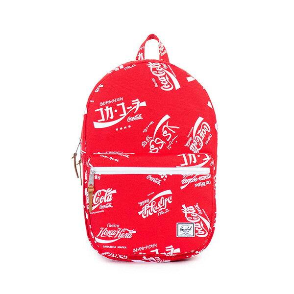 【EST】HERSCHEL LAWSON 電腦包 後背包 可口可樂 紅 [HS-0179-991] G0122 0