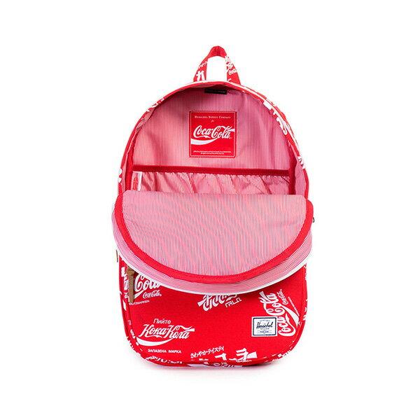 【EST】HERSCHEL LAWSON 電腦包 後背包 可口可樂 紅 [HS-0179-991] G0122 1