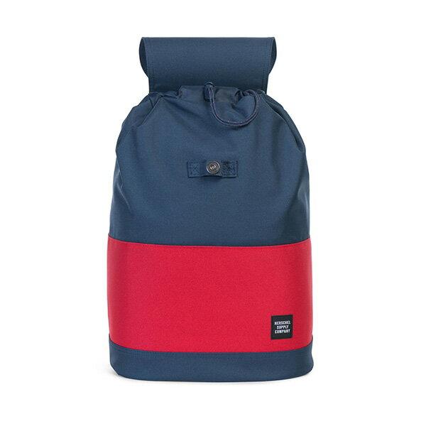【EST】HERSCHEL REID 束口 扣式 後背包 藍紅 [HS-0182-018] G0414 1