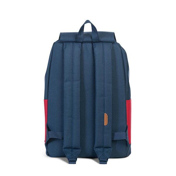 【EST】HERSCHEL REID 束口 扣式 後背包 藍紅 [HS-0182-018] G0414 3