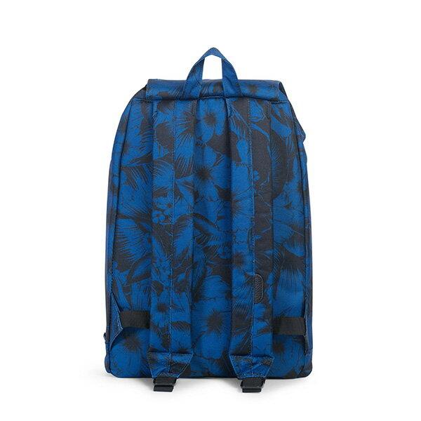 【EST】HERSCHEL REID 束口 扣式 後背包 叢林 花卉 藍 [HS-0182-A56] G0414 3