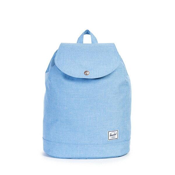 【EST】HERSCHEL REID MID 中款 束口 扣式 後背包 水藍 [HS-0184-931] G0122 0