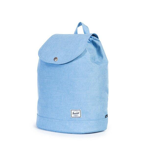 【EST】HERSCHEL REID MID 中款 束口 扣式 後背包 水藍 [HS-0184-931] G0122 2