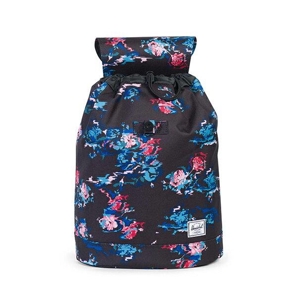 【EST】HERSCHEL REID MID 中款 束口 扣式 後背包 迷幻印花 [HS-0184-C62] G1012 1