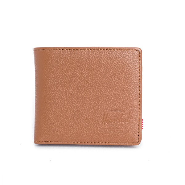 【EST】Herschel Hank Large Wallet 短夾 皮夾 零錢包 皮革 褐 [HS-0199-034] G0122 0