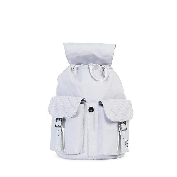 【EST】Herschel Dawson WMNS 女款 束口 雙口袋 後背包 白 [HS-0210-C38] G1012 1