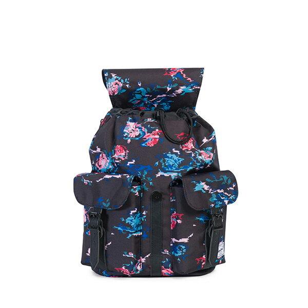 【EST】HERSCHEL DAWSON WMNS 女款 束口 雙口袋 後背包 迷幻印花 [HS-0210-C62] G1012 1