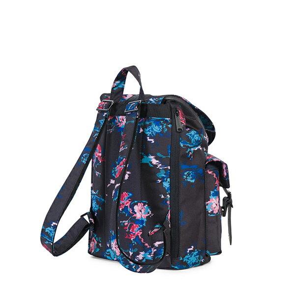 【EST】HERSCHEL DAWSON WMNS 女款 束口 雙口袋 後背包 迷幻印花 [HS-0210-C62] G1012 3
