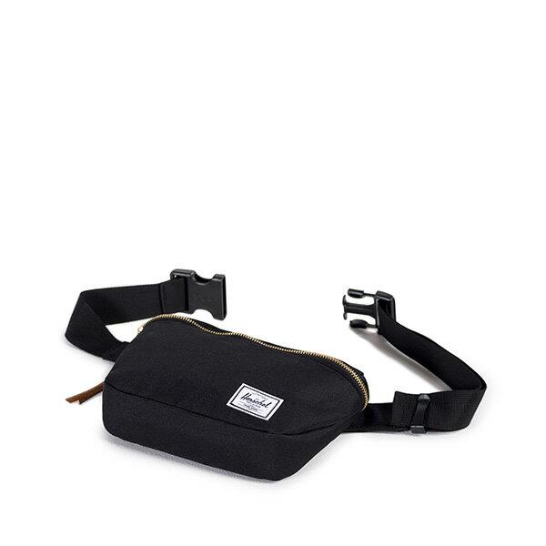 【EST】HERSCHEL FIFTEEN 斜背包 胸包 掛腰包 黑 [HS-0215-001] G0801 2