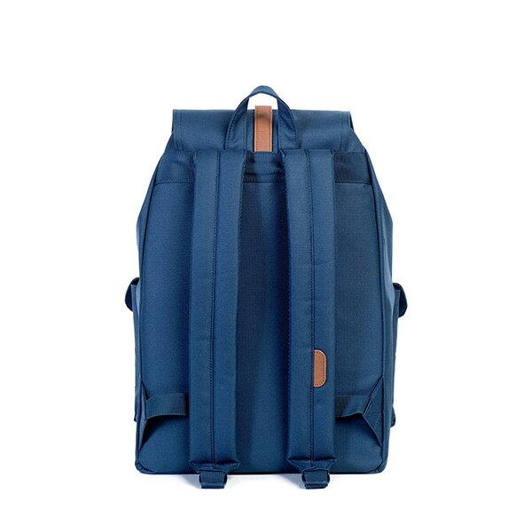 【EST】HERSCHEL DAWSON 束口 雙口袋 後背包 藍 [HS-0233-007] G0122 3