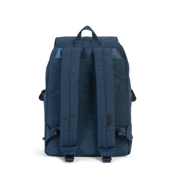 【EST】HERSCHEL DAWSON 束口 雙口袋 後背包 膠條 SELECT系列 日全蝕 [HS-0233-A60] G0414 3