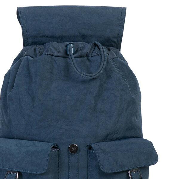 【EST】HERSCHEL DAWSON 束口 雙口袋 後背包 膠條 SELECT系列 日全蝕 [HS-0233-A60] G0414 4
