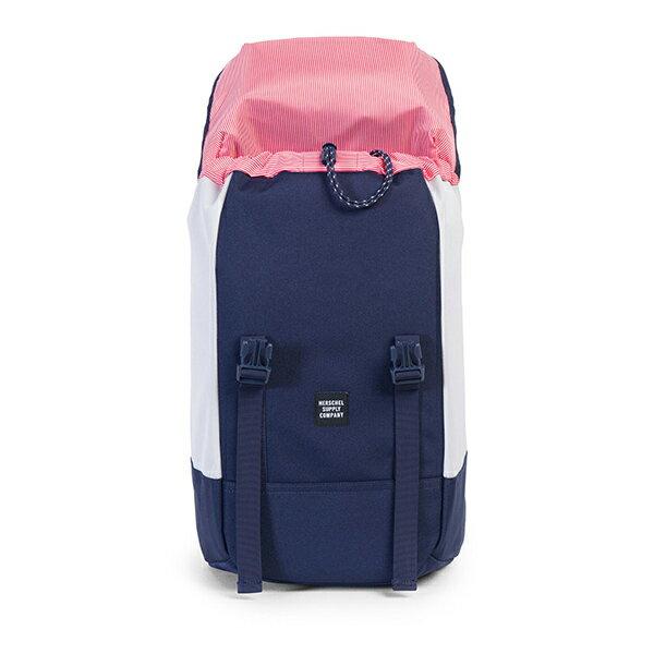 【EST】HERSCHEL IONA 15吋電腦包 後背包 藍/白 [HS-0234-C55] G1012 1