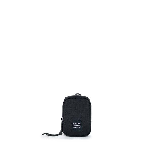 【EST】HERSCHEL PETERSON 掛腰包 零錢包 相機包 STUDIO系列 黑 [HS-0242-001] G0414 0