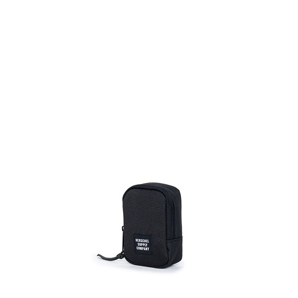【EST】HERSCHEL PETERSON 掛腰包 零錢包 相機包 STUDIO系列 黑 [HS-0242-001] G0414 1