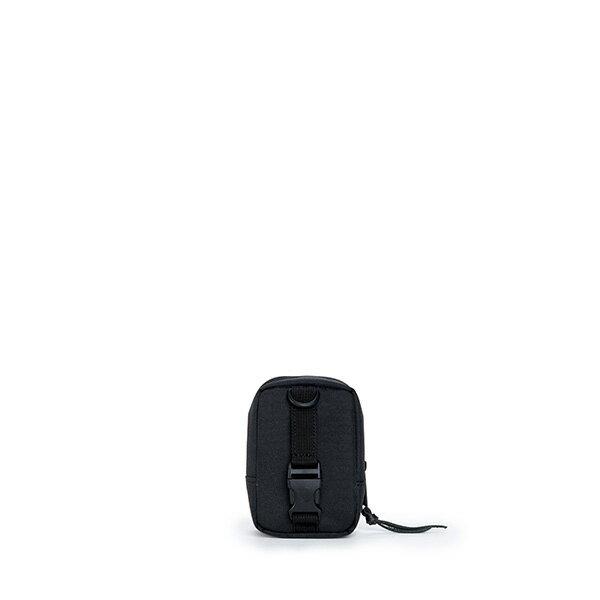 【EST】HERSCHEL PETERSON 掛腰包 零錢包 相機包 STUDIO系列 黑 [HS-0242-001] G0414 2