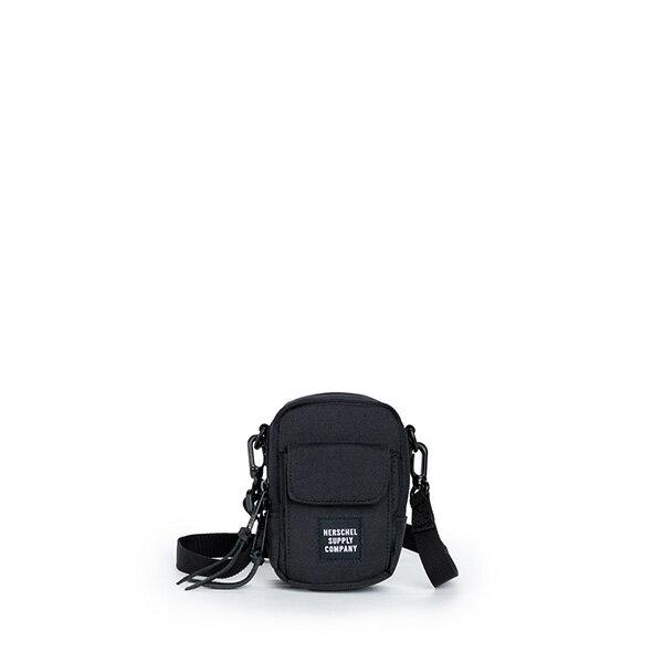 【EST】HERSCHEL ELLISON 掛腰包 零錢包 相機包 STUDIO系列 黑 [HS-0243-001] G0414 0
