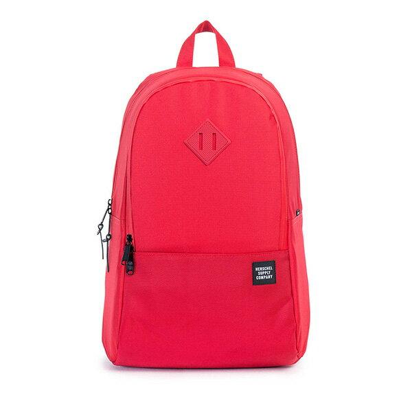 【EST】HERSCHEL NELSON 多口袋 15吋電腦包 後背包 紅 [HS-0246-900] G0122 0