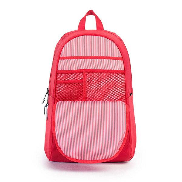 【EST】HERSCHEL NELSON 多口袋 15吋電腦包 後背包 紅 [HS-0246-900] G0122 1