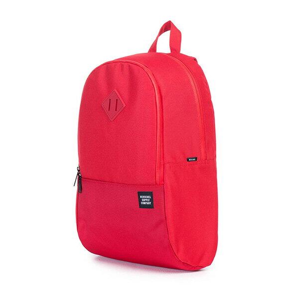 【EST】HERSCHEL NELSON 多口袋 15吋電腦包 後背包 紅 [HS-0246-900] G0122 2