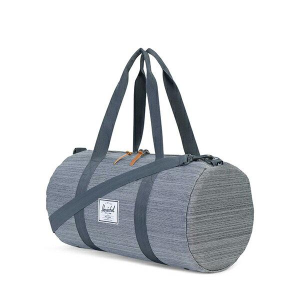 【EST】Herschel Sutton Mid 中款 圓筒 肩背 手提袋 旅行包 大理石灰 [HS-0251-C61] G1012 1