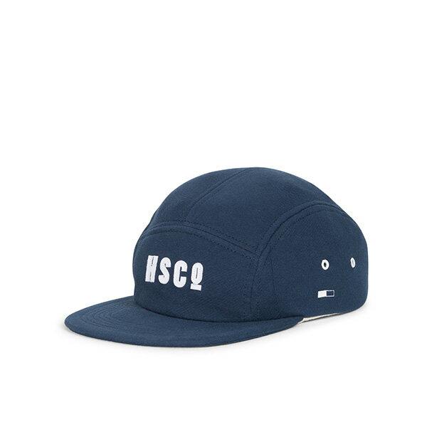 【EST】Herschel Glendale 後調式 五分割帽 棒球帽 深藍 [HS-1006-215] G0815 0