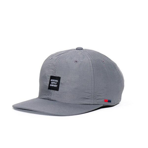【EST】Herschel Albert 後調式 棒球帽 灰 [HS-1020-139] G0128 0